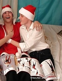 Holiday Fun With Horny Twinks