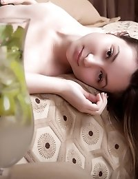 Sex And Rope Always Goes Together. Naughty Play On Bed With Full Insight To Her Natural Beauty. Amaz