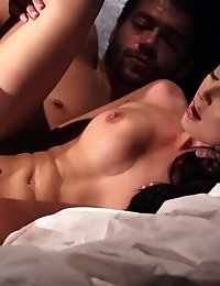 Cock Craving Coed Marley Brinx Does A Horny Striptease And Then Spreads Her Legs For A Raunchy Hard