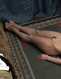 Sadistic set of naked special exercises
