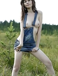 Being Naughty Just For Fun And Giggles Is What She Loves Doing With That Perfectly Shaped Teen Body