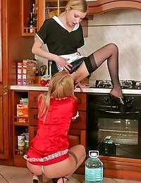 Maids found replacement for work