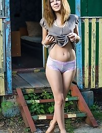 This Breath Taking Teen Body Will Cause More Than One Erections Because She Makes Sure You Cannot Re
