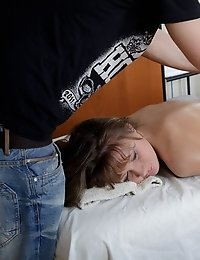 After medical massage he will proceed to the sexual one