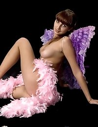 Playful Teenie Is Happy Because Of Her Fantastic Dreams Come True At This Best Site.