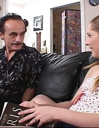 Deflorated Babysitter Wants Sex And Becomes Horny.