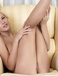 Nude Model Perfect Posing With Perfect Timing. Lovely Sweat Hearth Showing Her Goddess Like Soft Bod