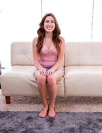 Hot Casting Agent Mila Jade Gets Naked And Lusty With Her Newest Interviewee Redhead Alexa Raye
