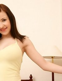 Teens Sweet Smile And Even Sweeter Body Deserve Your Whole Attention.