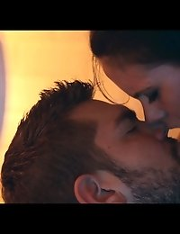 Cock Craving Cutie Gala Brown Sucks Her Mans Cock And Then Bends Over The Counter To Get Her Needy W
