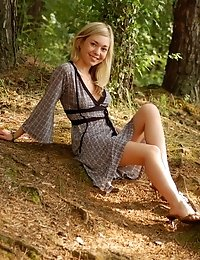 It Looks Like This Beauty Teen Is Timid Here, But Later She Is Going To Reveal Her Beauty For You.