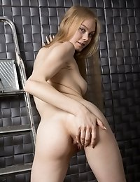 Amazing Blonde Teen Splits Her Legs To Show Her Juicy Pussy And Plays With Her Amazing Pair Of Breas
