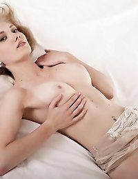 Fantastic Looking Naturally Big Boobs Of This Fresh Chick May Give Pleasure For Lovers. Enjoy How Sh