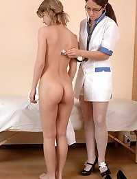 Female heath exam done by a lesbian doctor