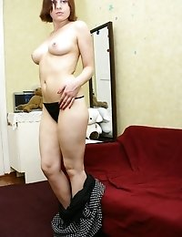 Cute Teen Poses Naked